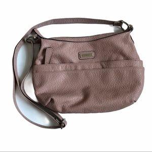 4/$20 Rosetti Pink Crossbody bag